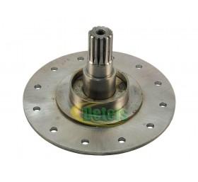 Фланец ведущий под шлиц для стиральной машины Zanussi, Electrolux, AEG (усиленны..