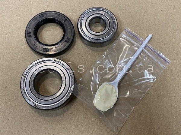 Ремкомплект подшипников для стиральной машины Zanussi, Electrolux, AEG (348415990/4)