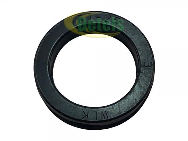 Сальник прижимной WLK V-ring VA 25 для стиральной машины Ardo, Whirlpool, Bauknecht