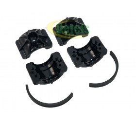 Фрикционы (ремкомплект) амортизаторов Candy 91941756 для стиральной машины