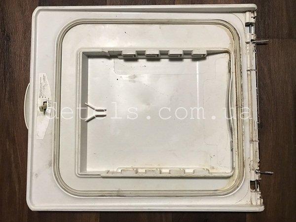 Верхняя крышка (дверка) Zanussi Electrolux 1297763458 для стиральной машины (б/у)