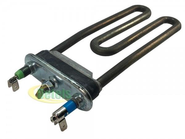 Тэн Thermowatt 170 мм 1700W подогнутый без отверстия для стиральной машины Indesit, Ariston (C00255116)