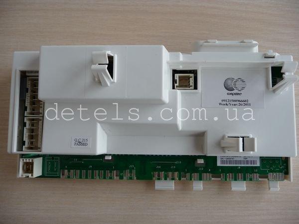 Модуль управления (плата) EVO-2 для стиральной машины Indesit, Ariston (C00254297) б/у