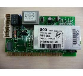 Модуль (плата) для стиральной машины Ardo (546080800)
