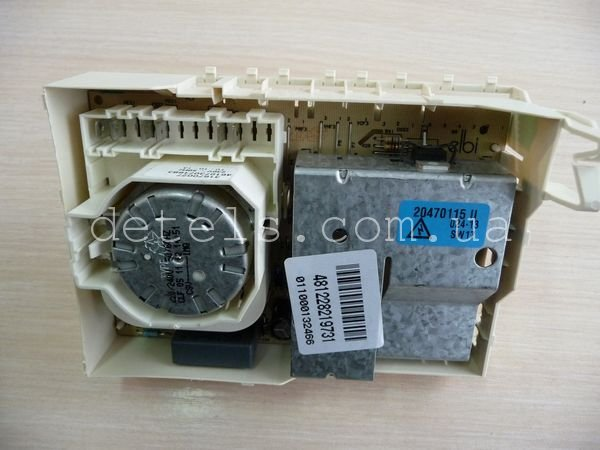 Модуль (плата) для стиральной машины Whirlpool (481228219731, 461973071683)