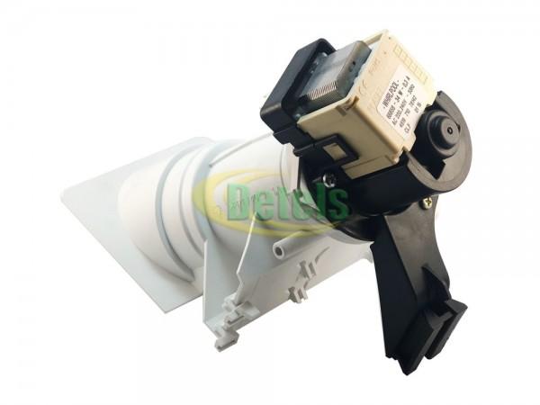 Сливной насос (помпа) Whirlpool 481231028144 для стиральной машины (481231018458)