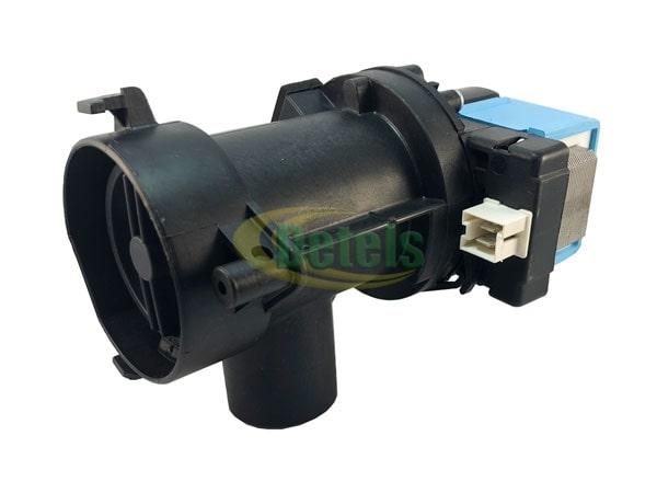 Насос сливной (помпа) для стиральной машины Whirlpool (481936018194, 481236018527)