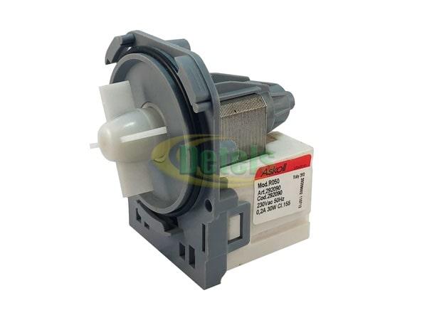 Сливной насос (помпа) Askoll M221 / R050 30W для стиральной машины Zanussi, Electrolux, AEG