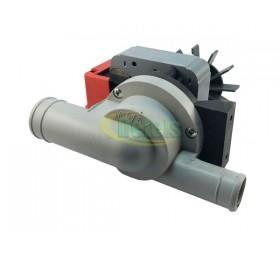 Сливной насос (помпа) GRE Italy 100W в сборе с корпусом для стиральной машины (у..
