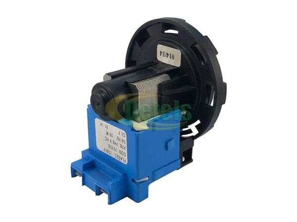 Сливной насос (помпа) Plaset cod.72710 30W для стиральной машины Bosch, Siemens, Ardo, Whirlpool