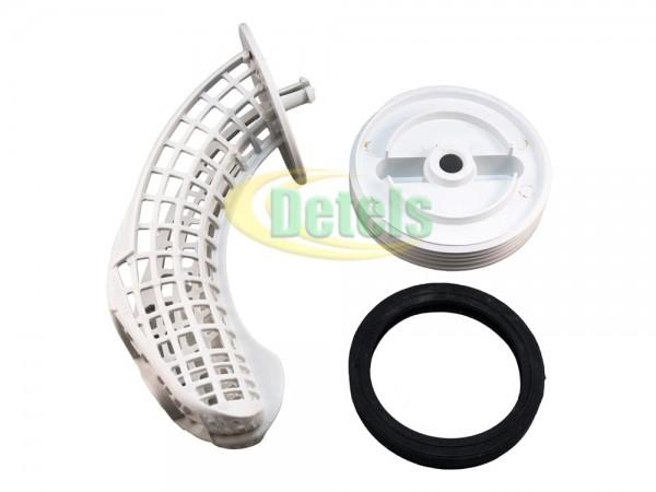 Фильтр - пробка для стиральной машины Zanussi, Electrolux (50241472005)