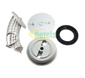 Фильтр-пробка сливного насоса для стиральной машины Zanussi, Electrolux (5022613..