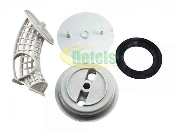 Фильтр-пробка сливного насоса для стиральной машины Zanussi, Electrolux (50226133002, 3541102509)