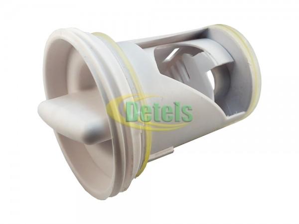 Фильтр сливного насоса для стиральной машины Whirlpool, Ignis, Bauknecht (481248058105, 481248058022)