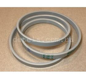 Ремень Megadyne EL 1061 J4 481935818147 для стиральной машины Whirlpool, Siltal,..