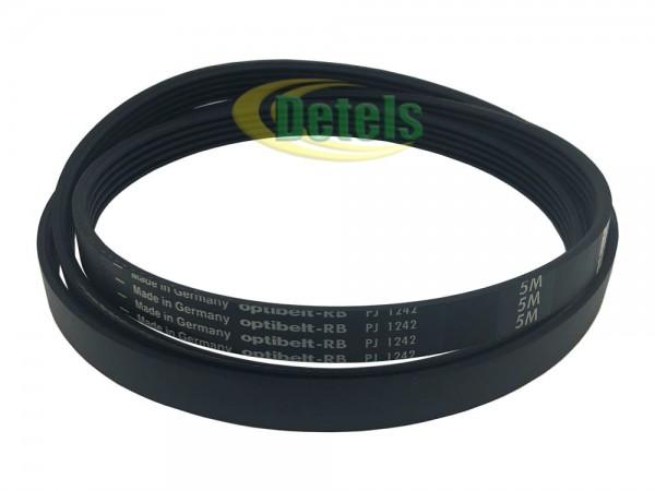 Ремень Optibelt 1242 J MA 461973082091 для стиральной машины Whirlpool, Bauknecht, Ignis (481235818158)