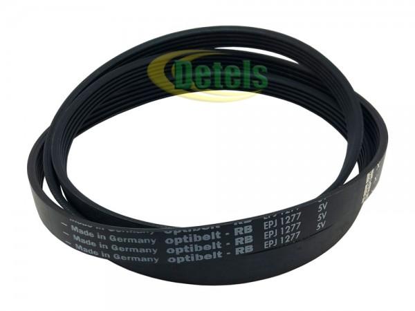 Ремень Optibelt 5PJE 1277 2005170400 для стиральной машины Beko, Blomberg, Arcelik (2005170500)