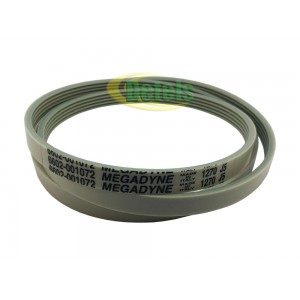 Ремень Megadyne 1270 J5 6602-001072 для стиральной машины Samsung (6602-001199)