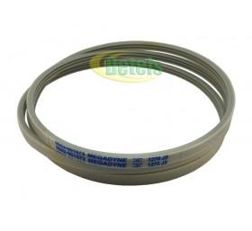 Ремень Megadyne 1270 J3 6602-001073 для стиральной машины Samsung Bio Compact Fu..