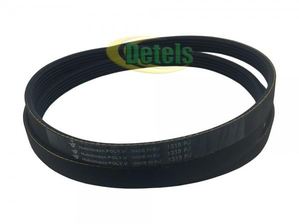 Ремень Hutchinson 1315 PJ 481935818122 для стиральной машины Whirlpool, Philips (04AG420)