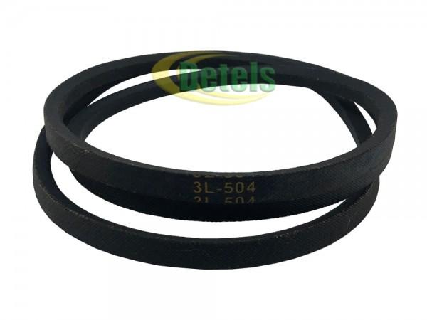 Ремень 3L-504 C00104497 для стиральной машины Indesit, Ariston
