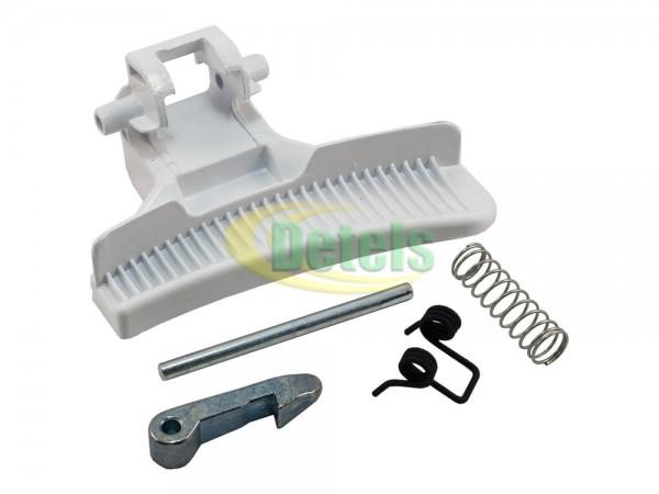 Ручка люка (двери) Zanussi 8082833 для стиральной машины (4055304143)