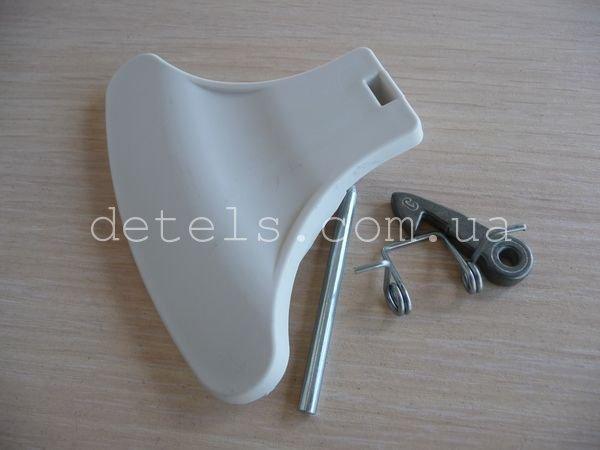 Ручка люка для стиральной машины Indesit, Ariston (C00096865)