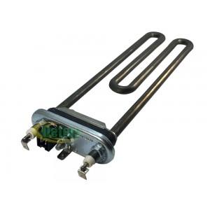 ТЭН для стиральной машины Bosch, Siemens в комплекте с датчиком, 250 мм, 2050 W