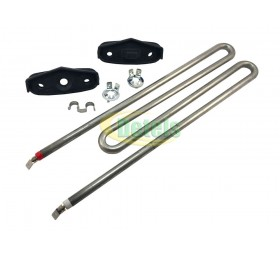 Тэн для стиральной машины Miele 2100W с уплотнителем (6260483)
