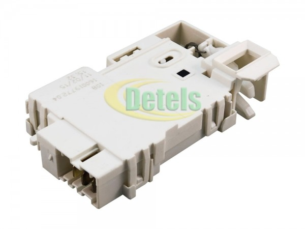 Замок люка (убл) Indesit Ariston 160019772.04 для сушильной машины (C00141683)