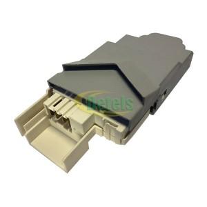 Замок люка (УБЛ) Bitron DL-S1 T85 132556001 для стиральной машины Zanussi, Electrolux, AEG