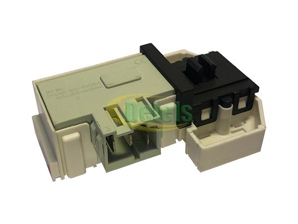 Замок люка (УБЛ) DM 070 9000650958 стиральной машины Bosch, Siemens (610147, 070568)