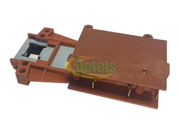 Замок люка(УБЛ) Metalflex zv-445 для стиральной машины Ardo (H1) (530000100, 530000101)