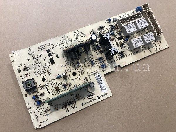 Модуль (плата) управления Indesit Low End C00143067 для стиральной машины (б/у)