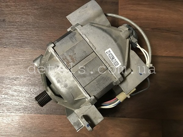 Двигатель (мотор) Welling HXGK1L.52 для стиральной машины Whirlpool (481236158519) б/у
