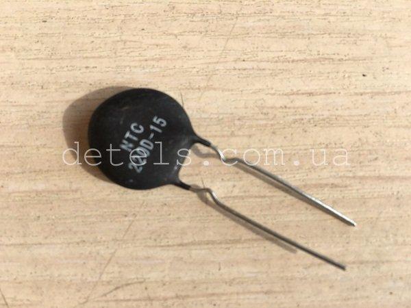 Термистор NTC 220D-15 для платы управления мясорубки Zelmer