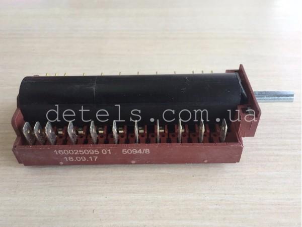 Переключатель режимов духовки Indesit 160025095 5094/8 для плиты (C00141247)