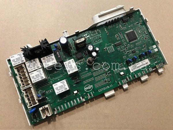 Модуль управления (плата) Indesit Ariston C00254535 для стиральной машины (б/у)
