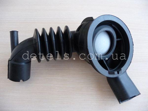 Патрубок сливной Bosch Siemens 5500003610 5500003604 для стиральной машины (480436)