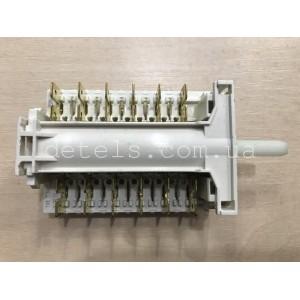 Переключатель режимов Dreefs 11HE/013 для духового шкафа Bosch Siemens (173809)