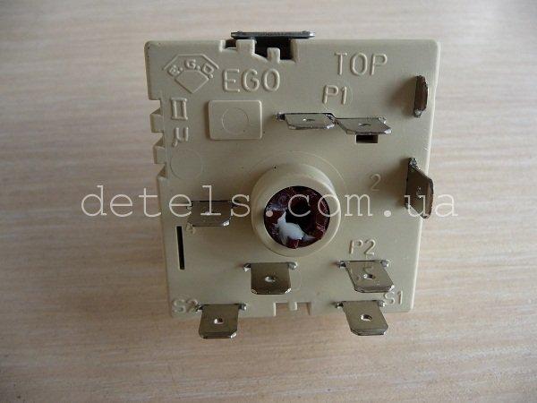 Регулятор мощности (энергии) EGO с расширением для плиты Hansa, Amica (5055024100)