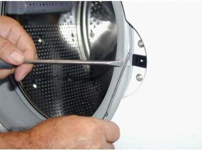 Как заменить манжету люка в стиральной  машине?