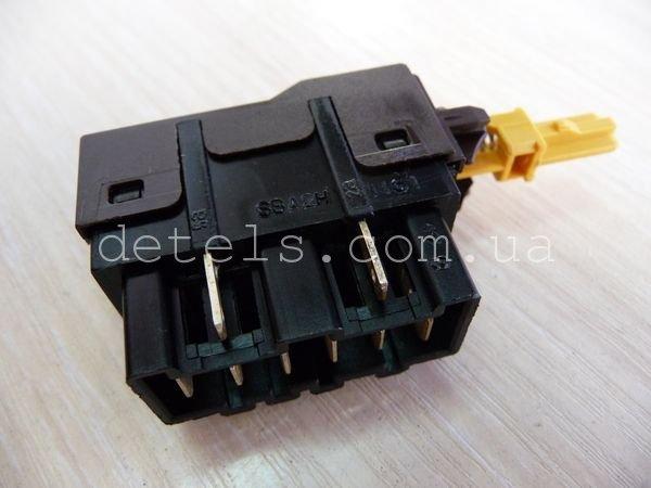 Кнопка включения Zanussi Electrolux 1249271311 для стиральной машины