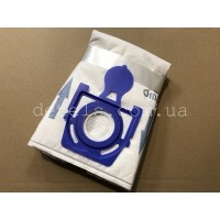 Набор мешков для пылесоса Zelmer 49.4000 неоригинал (4 шт. + фильтр)