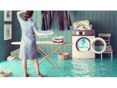 Почему течет стиральная машина