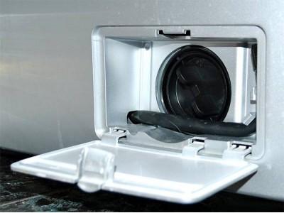 Зачем нужен фильтр-уловитель в стиральной машине?