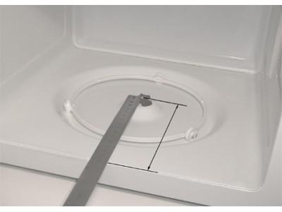 Как подобрать тарелку для СВЧ-печи (микроволновки)?