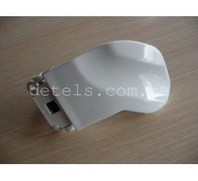 Ручка люка (дверки) стиральной машины Fagor FE538, Smeg (LA8E000A6, L80D000A5)