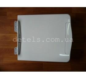 Крышка (люк) для стиральной машины Ariston (C00270225, C00258067) верхняя загруз..