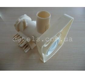Корпус (улитка) насоса Zanussi Electrolux 1320715640 для стиральной машины
